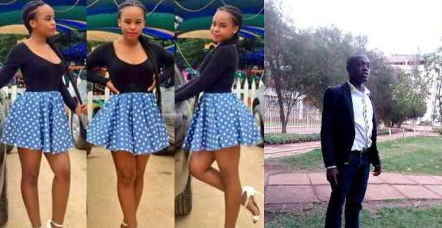 Photos: Lady exposes married man who sent a message to her