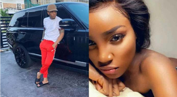 Tekno Shades Seyi Shay Over Leaked Nude Photos | AFRICAN
