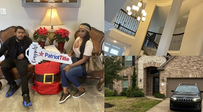 """""""I'm so thankful for this"""" – Lady celebrates as she acquires her first house at 24 (Photos)"""